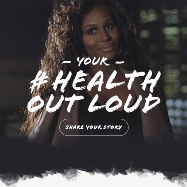 HealthOutLoud Feature