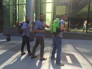 Ohio SEO agency nerds at MozCon16
